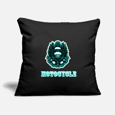 Motocycle motocycle bike motorcycle - Pillowcase 17,3'' x 17,3'' (45 x 45 cm)