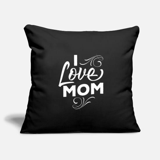 Muttertag Ich Liebe Meine Mama Cooles Geschenk Kissenhülle Spreadshirt