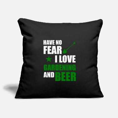 Beer Garden Beer gardener - Pillowcase 17,3'' x 17,3'' (45 x 45 cm)