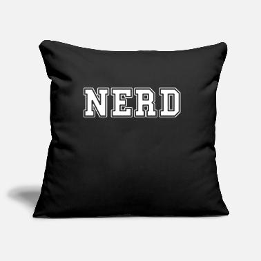Print NERD - Pillowcase 17,3'' x 17,3'' (45 x 45 cm)