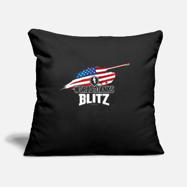World of Tanks Blitz - American Hero - Pillowcase 17,3'' x 17,3'' (45 x 45 cm)
