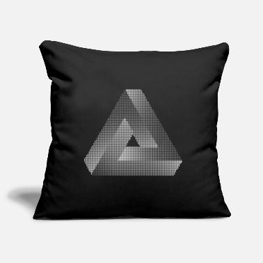 Triangle Triangle triangle - Pillowcase 17,3'' x 17,3'' (45 x 45 cm)