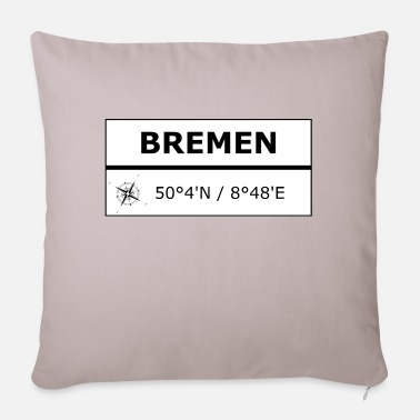 Bremen GPS Coordinates in Longitude and Latitude - Kussenhoes
