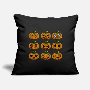 Emotions Halloween Pumpkin Emotions Retro - Kussenhoes
