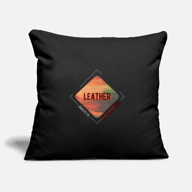 Leather Leather - Pillowcase 17,3'' x 17,3'' (45 x 45 cm)