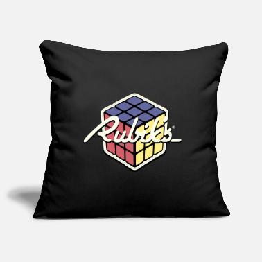 Rubik's Cube Retro Style - Pillowcase 17,3'' x 17,3'' (45 x 45 cm)