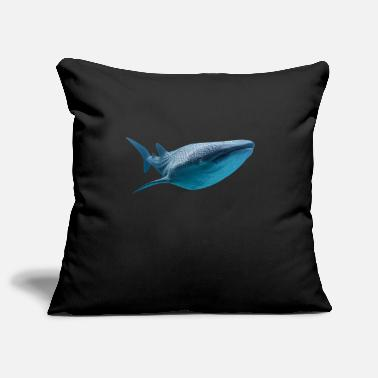 Whale Shark - Pillowcase 17,3'' x 17,3'' (45 x 45 cm)