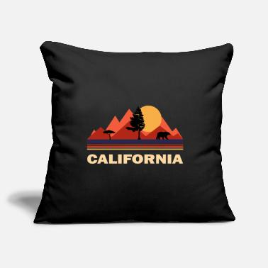 California California California - Pillowcase 17,3'' x 17,3'' (45 x 45 cm)