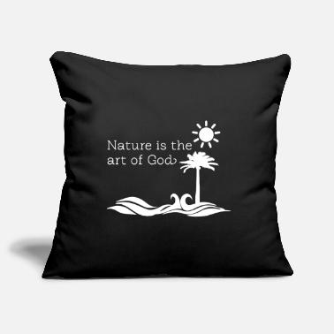 Nature Forms nature - Pillowcase 17,3'' x 17,3'' (45 x 45 cm)