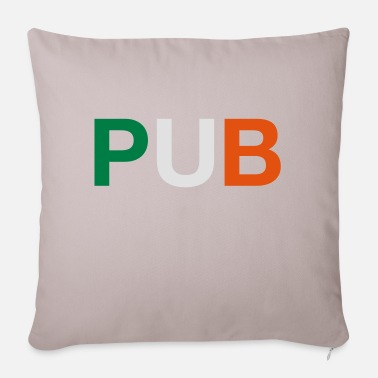 Pub PUB - Pillowcase 17,3'' x 17,3'' (45 x 45 cm)
