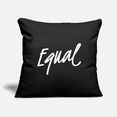 Equalizer Equal - Pillowcase 17,3'' x 17,3'' (45 x 45 cm)