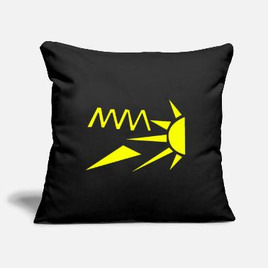 Sun Signs Sun - Pillowcase 17,3'' x 17,3'' (45 x 45 cm)