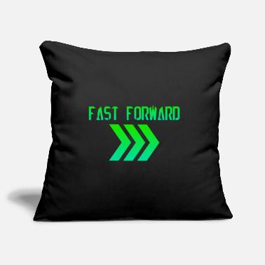Fast Fast Forward / Fast Forward / In the fast lane - Pillowcase 17,3'' x 17,3'' (45 x 45 cm)
