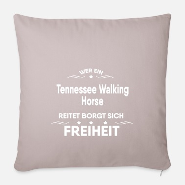 Tennessee Walking Horsezucht Tennessee Walking Horse Geschenk - Kissenhülle