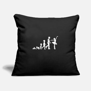 Pirouette Ballett Evolution - Pillowcase 17,3'' x 17,3'' (45 x 45 cm)