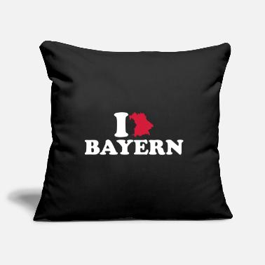 Nuremberg Bavaria - Pillowcase 17,3'' x 17,3'' (45 x 45 cm)
