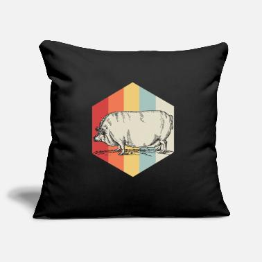 Sow sow - Pillowcase 17,3'' x 17,3'' (45 x 45 cm)