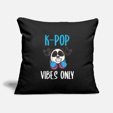 Korean Pop Kpop K-pop Korean Korean Pop Gift - Pillowcase 17,3'' x 17,3'' (45 x 45 cm)