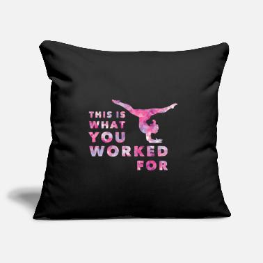 Competition Competition gymnast - Pillowcase 17,3'' x 17,3'' (45 x 45 cm)