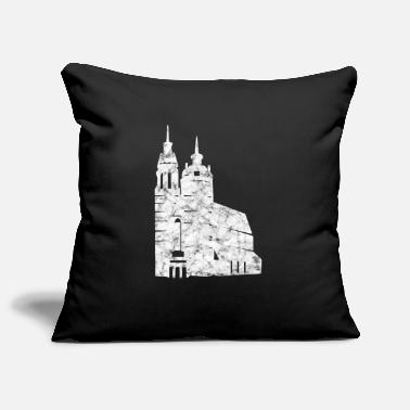 Church church - Pillowcase 17,3'' x 17,3'' (45 x 45 cm)