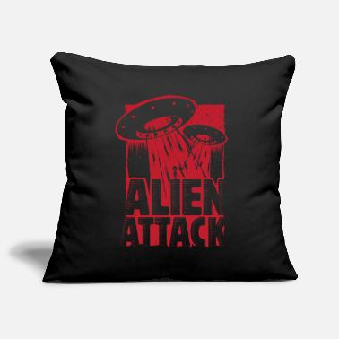 Attack Alien Attack - Pillowcase 17,3'' x 17,3'' (45 x 45 cm)