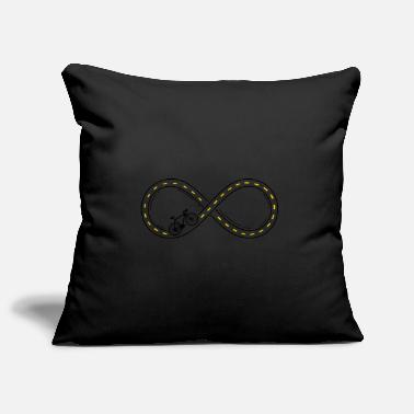Infinity Cycle of Life - Premium Shirt - Pillowcase 17,3'' x 17,3'' (45 x 45 cm)