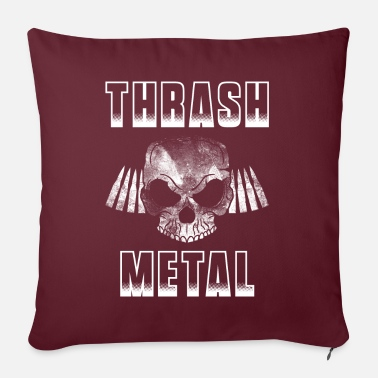 Thrash Thrash Metal - Pillowcase 17,3'' x 17,3'' (45 x 45 cm)