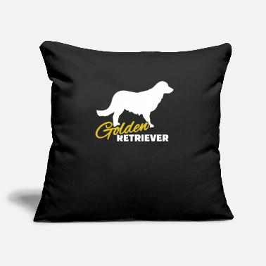 Golden Retriever Golden retriever - Golden retriever - Pillowcase 17,3'' x 17,3'' (45 x 45 cm)
