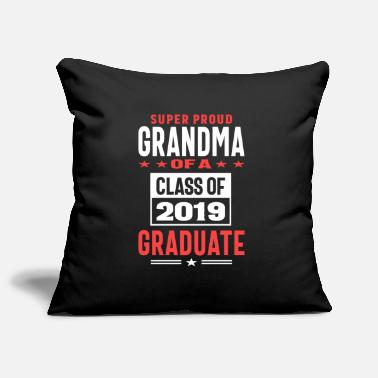 2019 Proud Grandma of a Class of 2019 - Pillowcase 17,3'' x 17,3'' (45 x 45 cm)