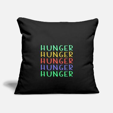 Hunger Shop Colorful Hunger Design - Housse de coussin