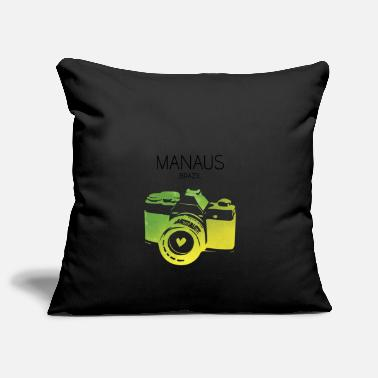 Manaus Brazil, Manaus - Pillowcase 17,3'' x 17,3'' (45 x 45 cm)