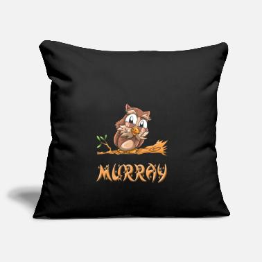 Murray Owl Murray - Pillowcase 17,3'' x 17,3'' (45 x 45 cm)