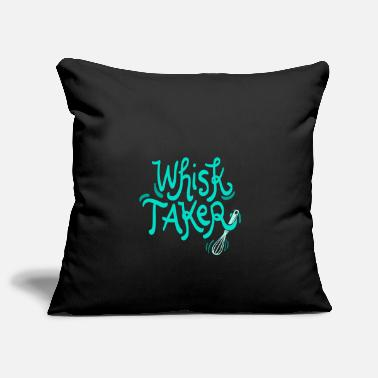 Whisk Whisk - gift - Pillowcase 17,3'' x 17,3'' (45 x 45 cm)