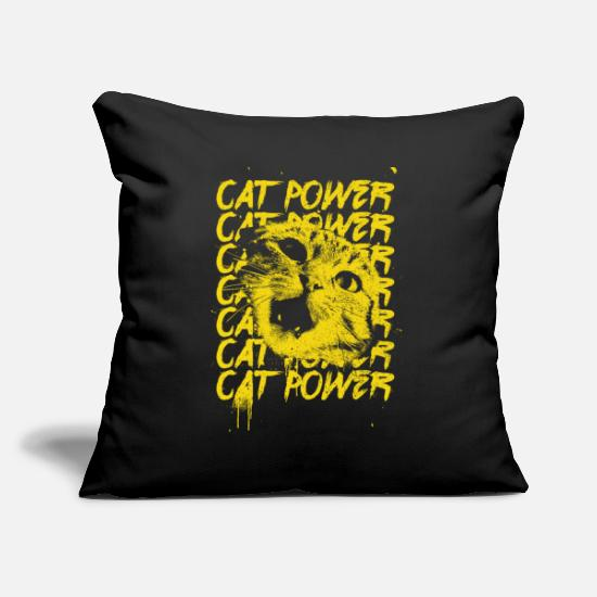 Cat Putetrekk - Cat Power - Cat Power - Putetrekk svart