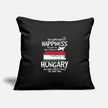 Hungary Hungary - Pillowcase 17,3'' x 17,3'' (45 x 45 cm)