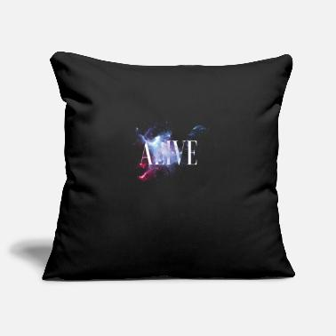 Alive Alive - Pillowcase 17,3'' x 17,3'' (45 x 45 cm)