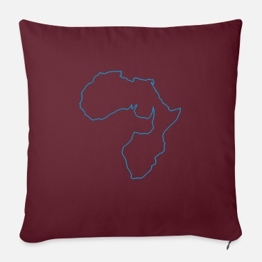 Africa Africa Africa - Pillowcase 17,3'' x 17,3'' (45 x 45 cm)