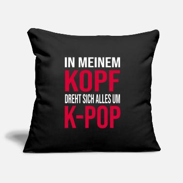 Kpop Community KPop K-Pop fan music gift - Pillowcase 17,3'' x 17,3'' (45 x 45 cm)