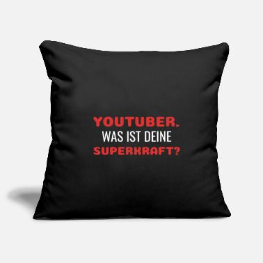 Youtube Youtube Youtuber - Housse de coussin
