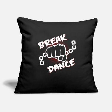 Breakdance Breakdance Breakdancer Breaker Breakdance Bboy - Housse de coussin décorative 44 x 44 cm