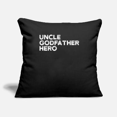 Godfather 2019 Godfather Hero Uncle Shirt Paras setä lahja - Tyynynpäällinen
