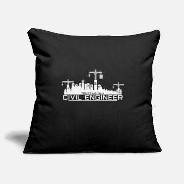 Civilization Civil - Pillowcase 17,3'' x 17,3'' (45 x 45 cm)
