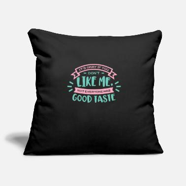 Funny saying Quote Like Good Button Shirt Gift - Pillowcase 17,3'' x 17,3'' (45 x 45 cm)