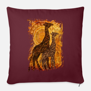 Homedecor AFRICAN SUMMER - Pillowcase 17,3'' x 17,3'' (45 x 45 cm)