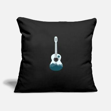 Kids &amp Guitar art christmas gift kids idea - Pillowcase 17,3'' x 17,3'' (45 x 45 cm)