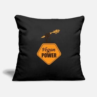 Health Vegan Power Health - Housse de coussin