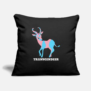 Transgender Transgendeer - Pillowcase 17,3'' x 17,3'' (45 x 45 cm)