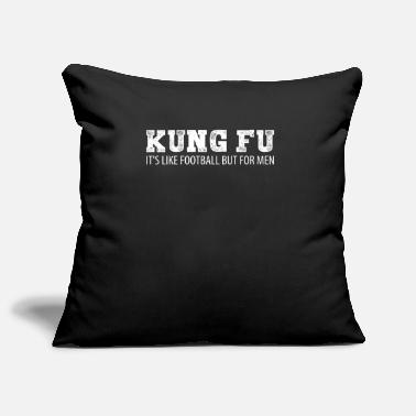 Chinois Kung Fu - Housse de coussin