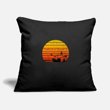 Join There Is No Planet B Sunset - Pillowcase 17,3'' x 17,3'' (45 x 45 cm)