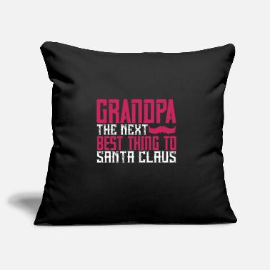 Legend Grandpa The Next Best Thing To Santa Claus - Pillowcase 17,3'' x 17,3'' (45 x 45 cm)